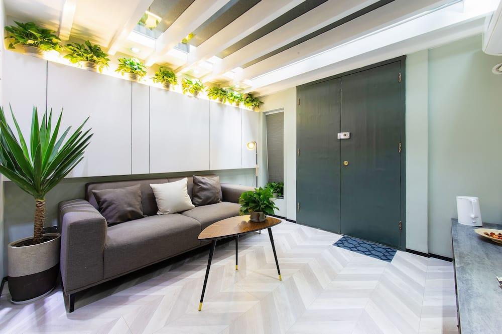 Suite Elite - Zona de estar