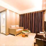 شقة - غرفة نوم واحدة - غرفة نزلاء