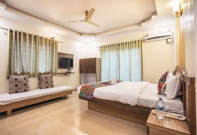 FabExpress Sagar Villa, Mahabaleshwar, Executive Room, 1 Queen Bed, Non Smoking, Guest Room