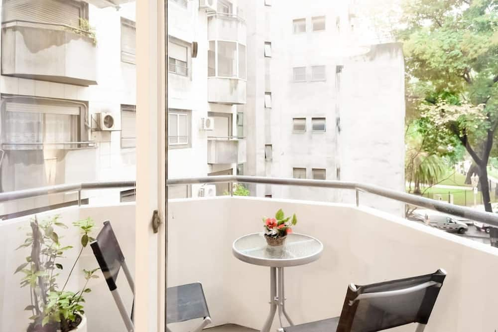Family Apartment, Multiple Beds, Non Smoking, City View - Balcony