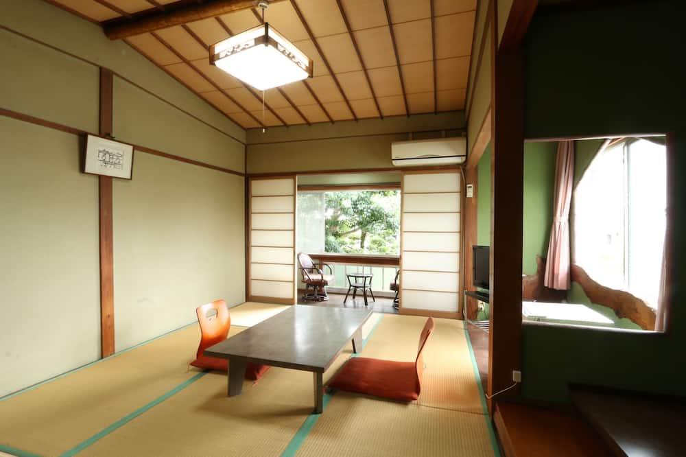 Traditional-Zweibettzimmer (Japanese Style) - Zimmer