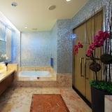 Superior-Doppelzimmer, 1 Doppelbett - Badezimmer
