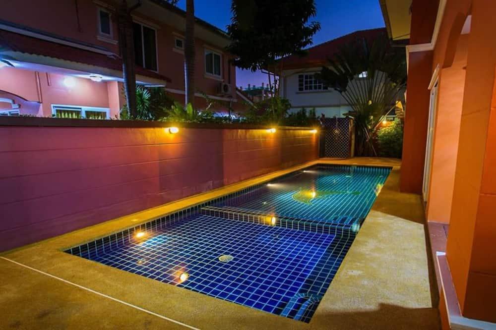 5-Bedroom Pool Villa - בריכה פרטית