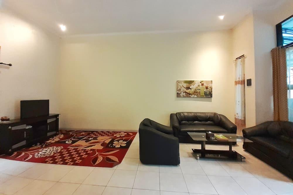 Deluxe villa, 2 magamistoaga - Elutuba