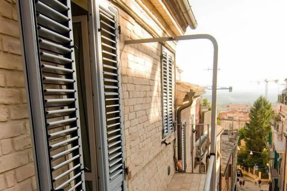 公寓, 1 張加大雙人床, 陽台 (Giulietta) - 陽台景觀