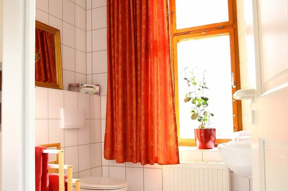尊爵雙人房, 獨立浴室, 花園景觀 (Schloss 206) - 浴室
