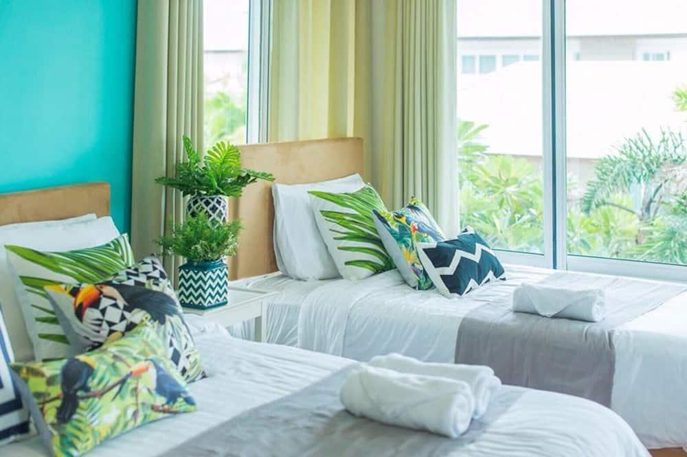 4-Bedroom Pool Villa - 객실