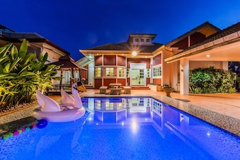 Picture of Baan Red Ribbon Pool Villa by Pinky in Pattaya