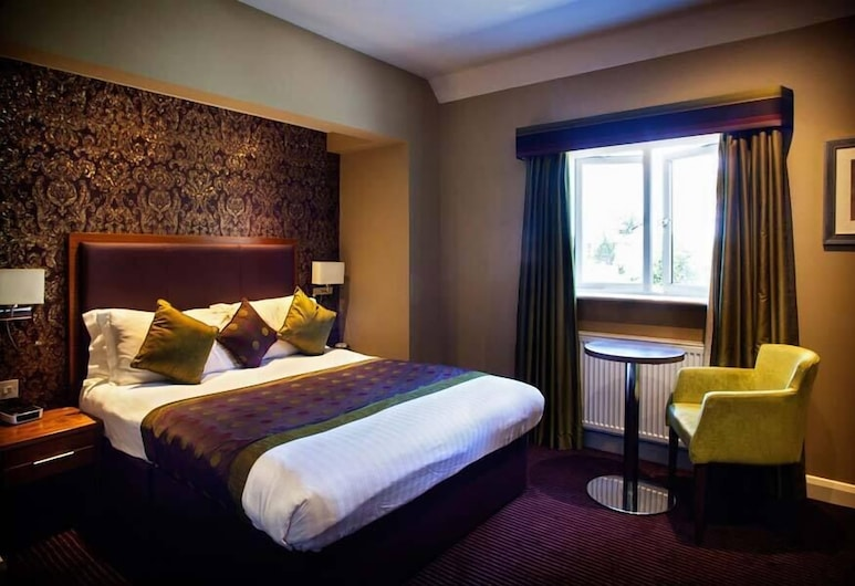 315 Bar And Restaurant, Huddersfield, King Ensuite, Guest Room