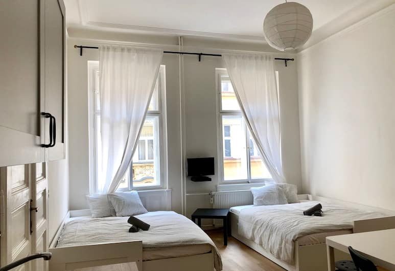 Premier Apartment Old Town Soukenicka, Prague, Apartment, Multiple Beds, Non Smoking, City View, Room