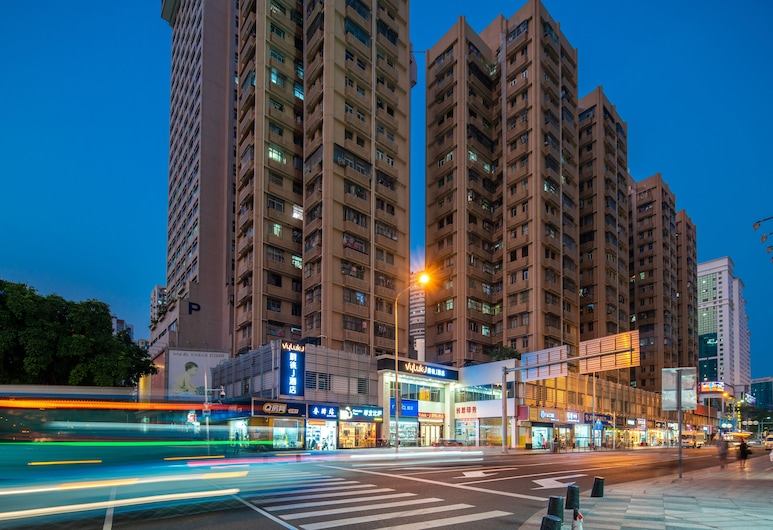 Vyluk·J Hotel Luohu port Shenzhen, Shenzhen