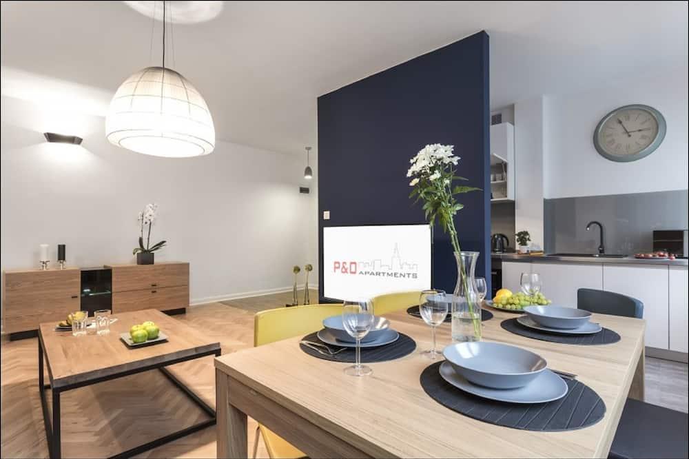 Apartmán typu Economy - Obývacie priestory
