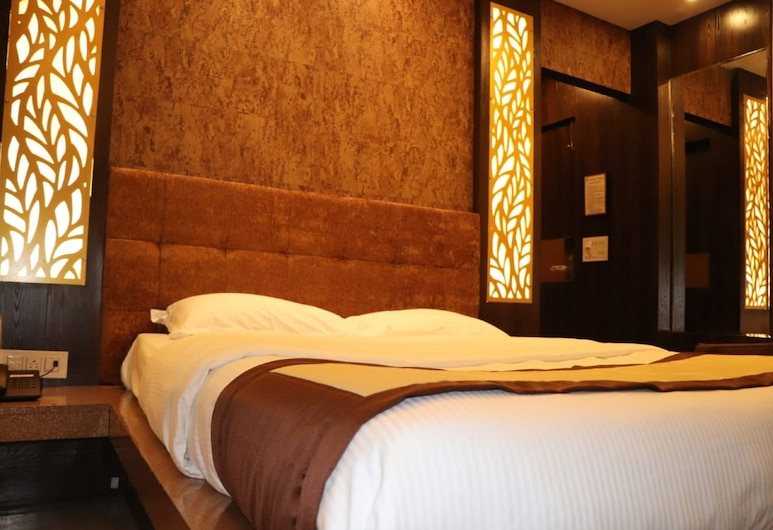 Hotel Angina, Kalküta, Premium Oda, Oda