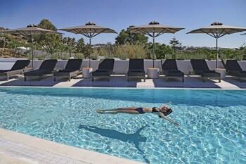 Bild vom Paliostafida Beach Hotel in Kefalonia