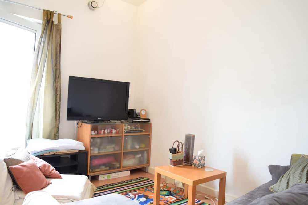 Leilighet (1 Bedroom) - Stue