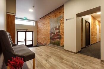 Wilno — zdjęcie hotelu Old Town Trio Apartments