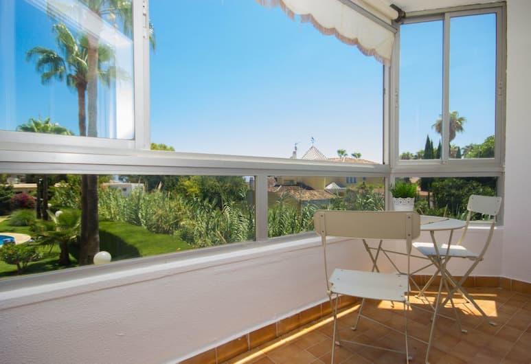 Vistamarina, Torremolinos, Appartement, 1 slaapkamer, Balkon