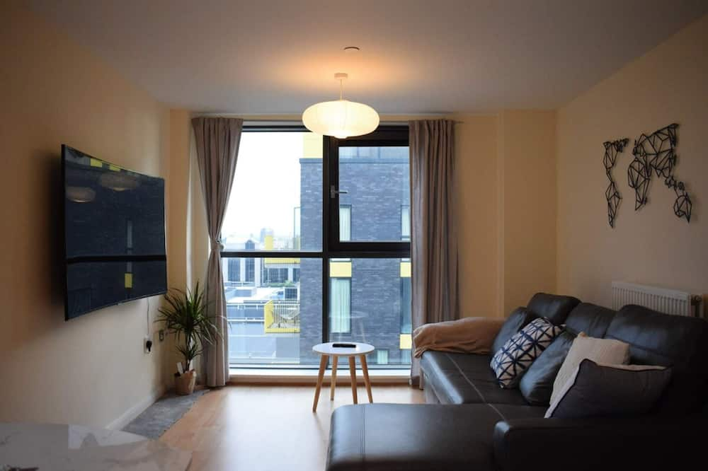 Apartemen (1 Bedroom) - Ruang Keluarga