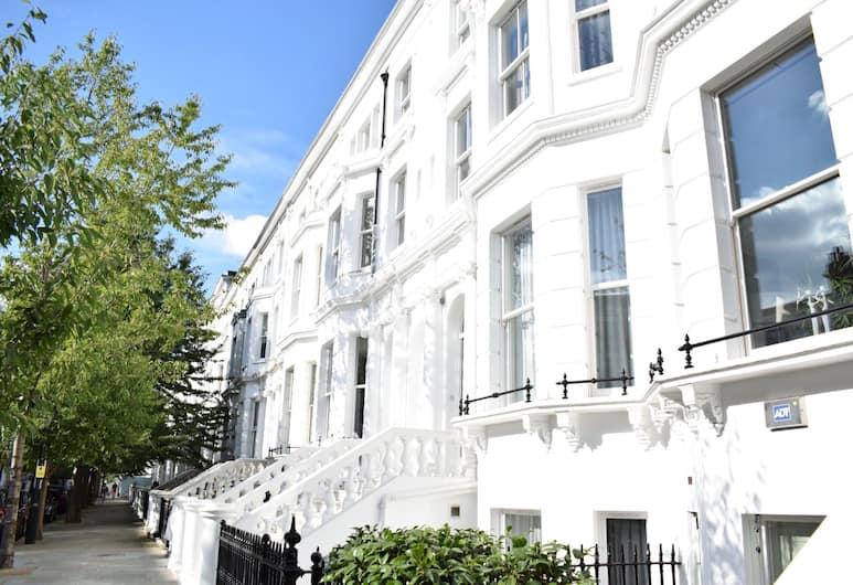 1 Bedroom Townhouse Apartment in Notting Hill, London, Fassade der Unterkunft