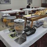 Morgenmadsbuffet