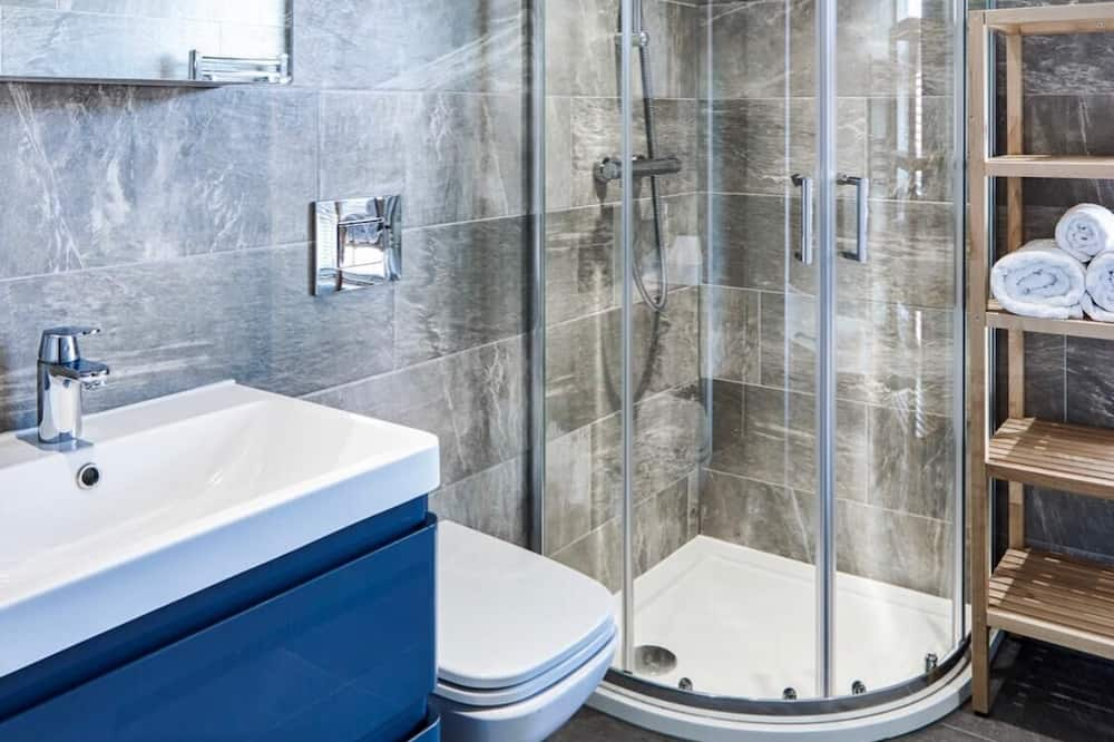 Apartment, eigenes Bad (Tower Suite) - Badezimmer