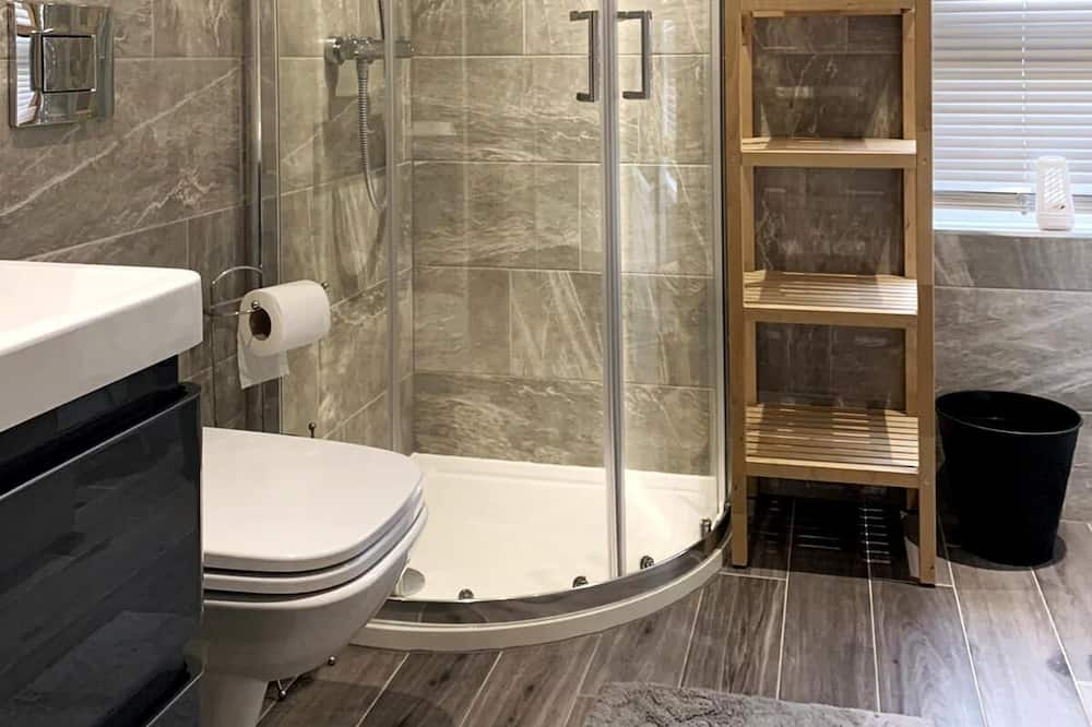 Apartment, eigenes Bad (Pier Suite) - Badezimmer