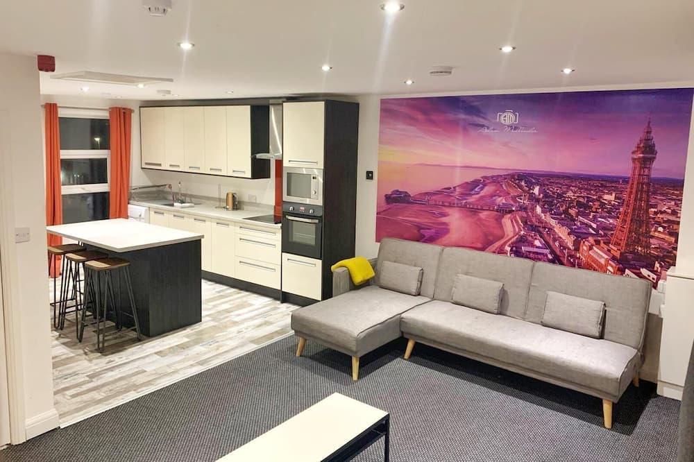 Apartment, eigenes Bad (Pier Suite) - Zimmer