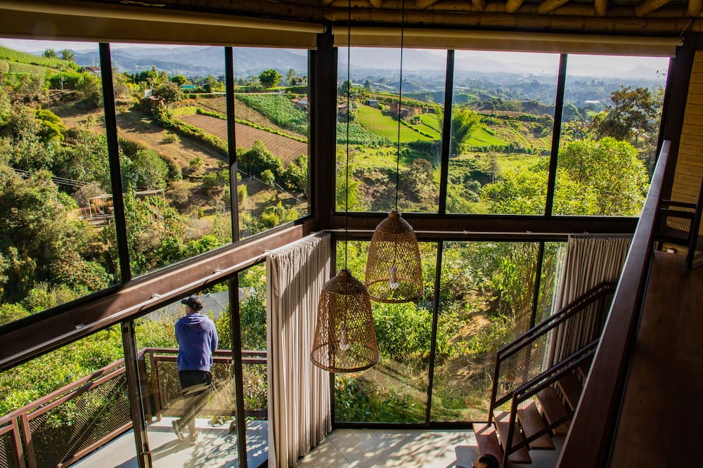 Superior Bungalow - Balcony View