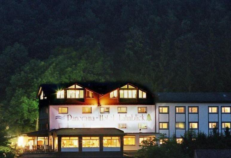Hotel Lahnblick, באד לאספה, חזית המלון