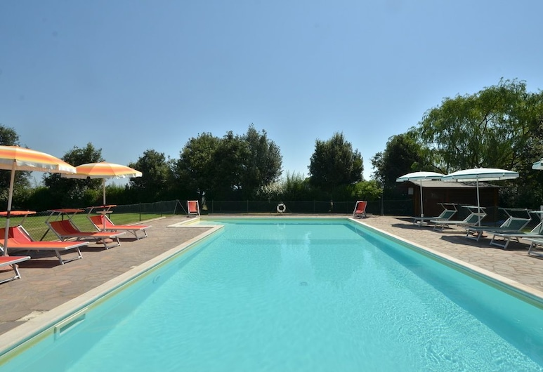 Agriturismo Buriano, Lubriano, Outdoor Pool