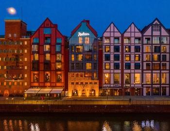 Fotografia hotela (Radisson Hotel & Suites, Gdansk) v meste Gdaňsk