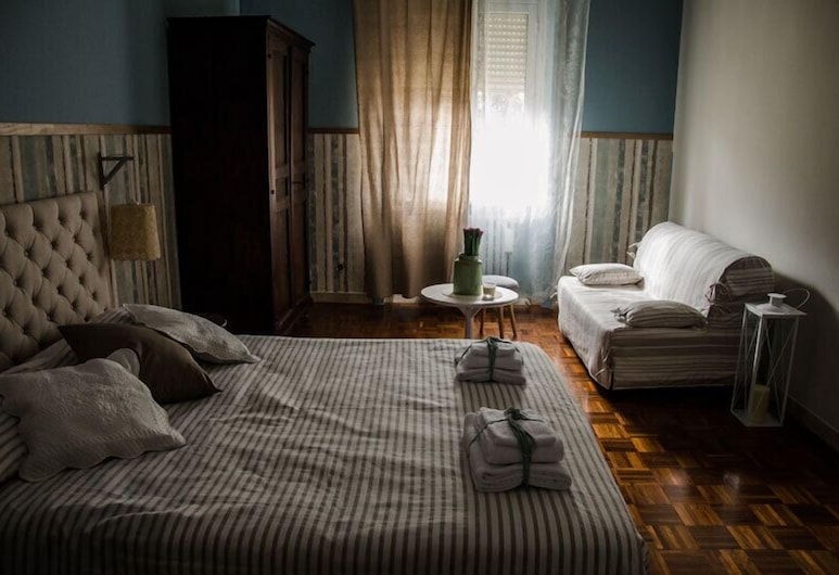 Guelio al Massimo, Palerme, Chambre Quadruple Familiale, Chambre