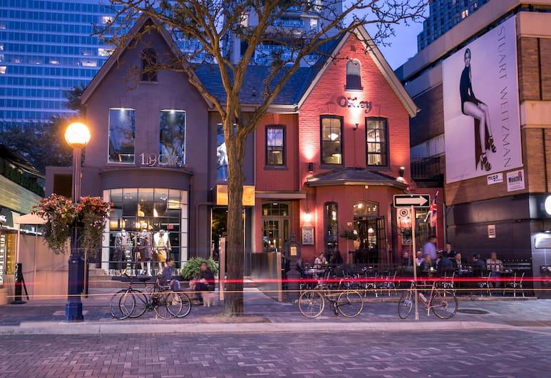 AMAZING ROYAL SUITES YORKVILLE, Toronto, Buitenkant