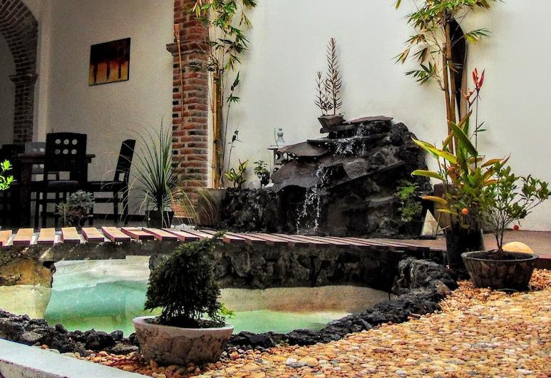 Aohom Santuario Hotel & Spa , Cuernavaca, Hotel Front