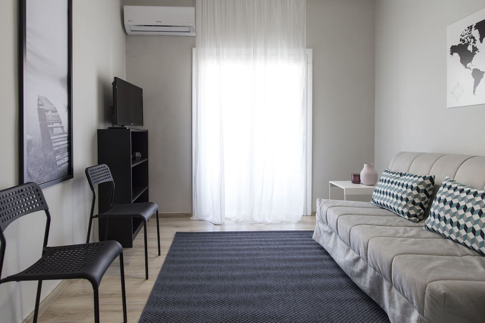 Lejlighed - Udsigt fra værelset