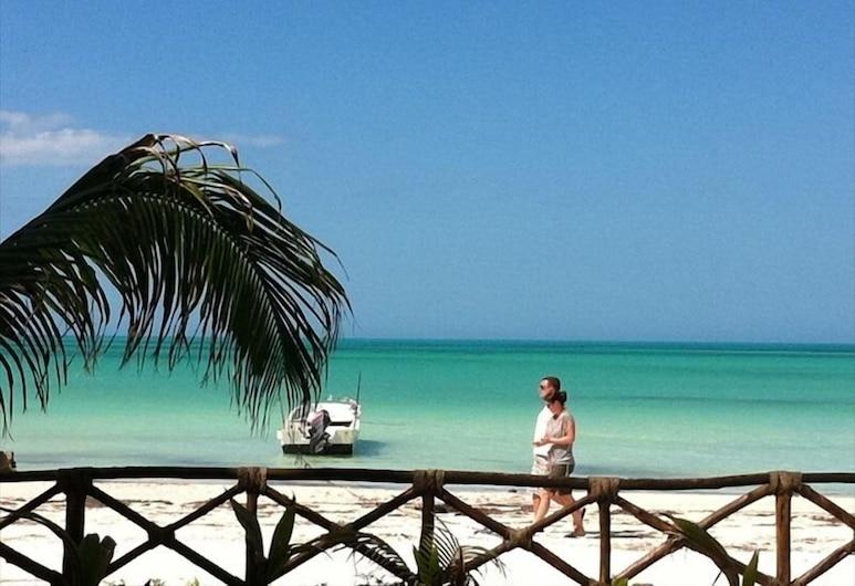 Los Cocos Holbox - Charmantes Cabana am Strand, Isla Holbox, Strand