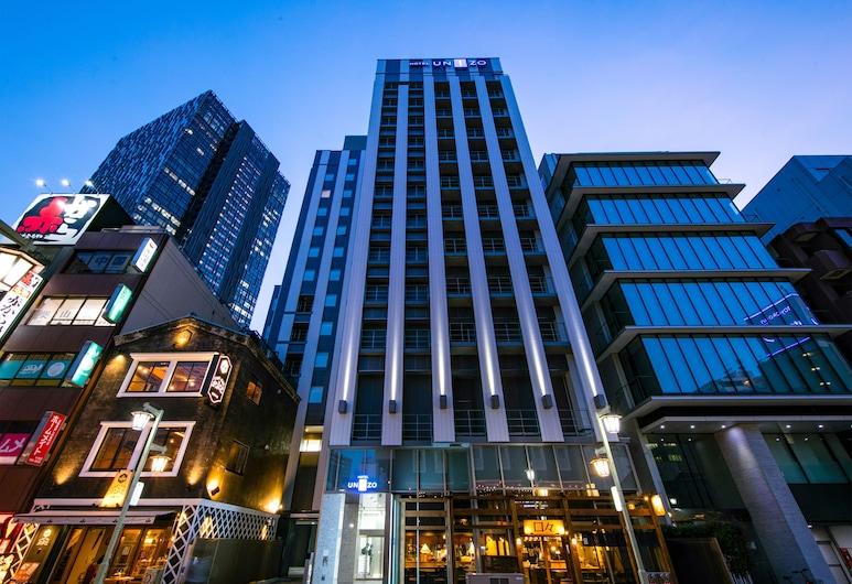 HOTEL UNIZO Nagoya Ekimae, Nagoya, Hotel Front – Evening/Night