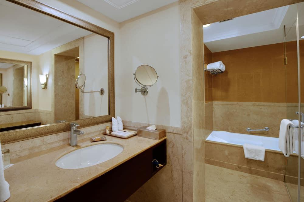 Executive suite - Badkamer