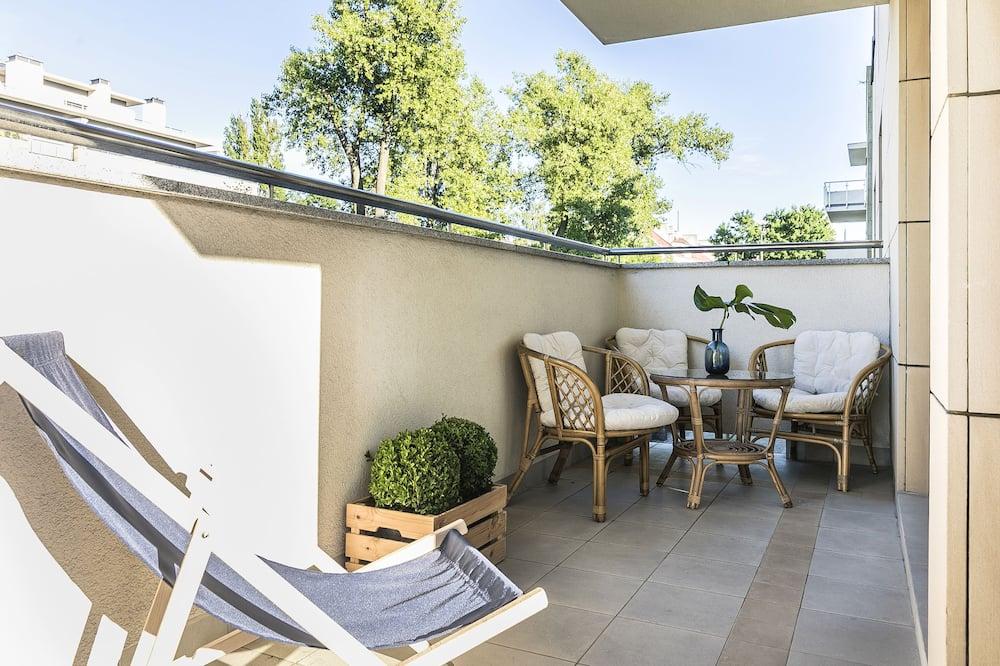 Apartment (nice2stay Oliwa Park 2) - Balkoni