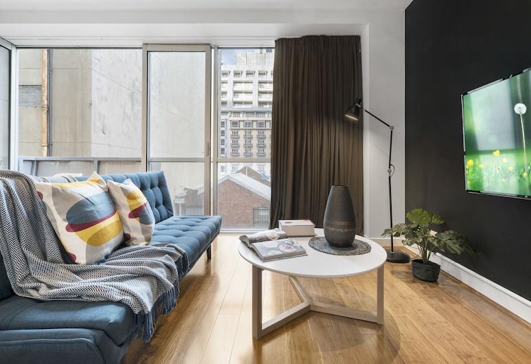 Kristina, 1BDR Melbourne Apartment, Melbourne