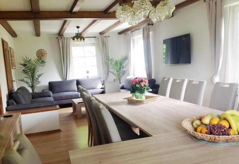 Ferienhaus Haus Rurtal, Monschau, House, Living Room