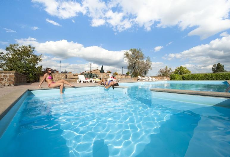 瑟爾基多農莊飯店, 阿誇彭登特, 兒童游泳池