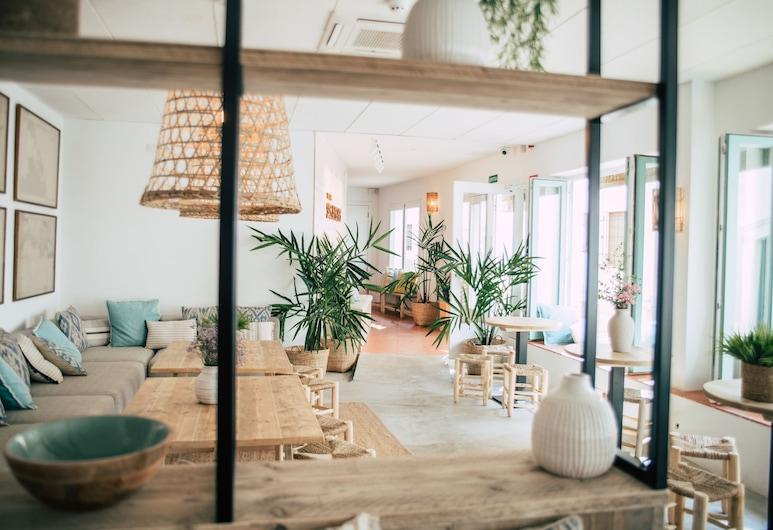 Hostal Ses Negres, Begur, Obývací prostor