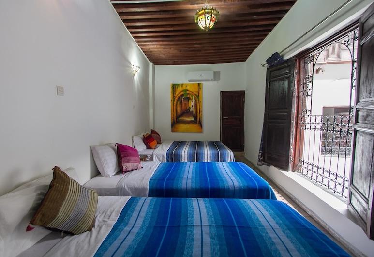 Hostel Dar Jannat, Fès, Chambre (Agadir), Chambre