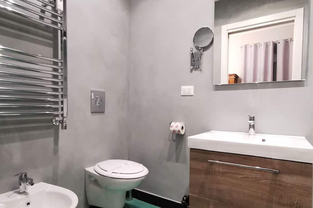 豪華雙人房 - 浴室