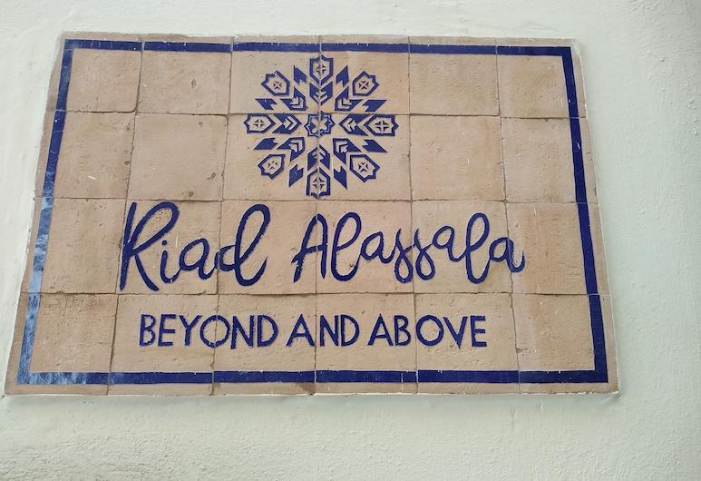 Riad Alassala Fes, Fes