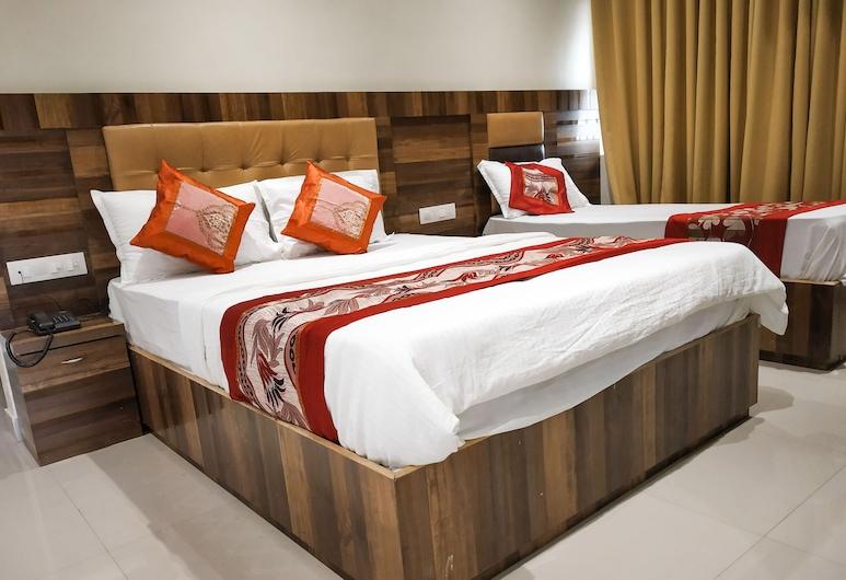 Hotel RK, Bombay, Üç Kişilik Oda, Birden Çok Yatak, Sigara İçilmez, Oda