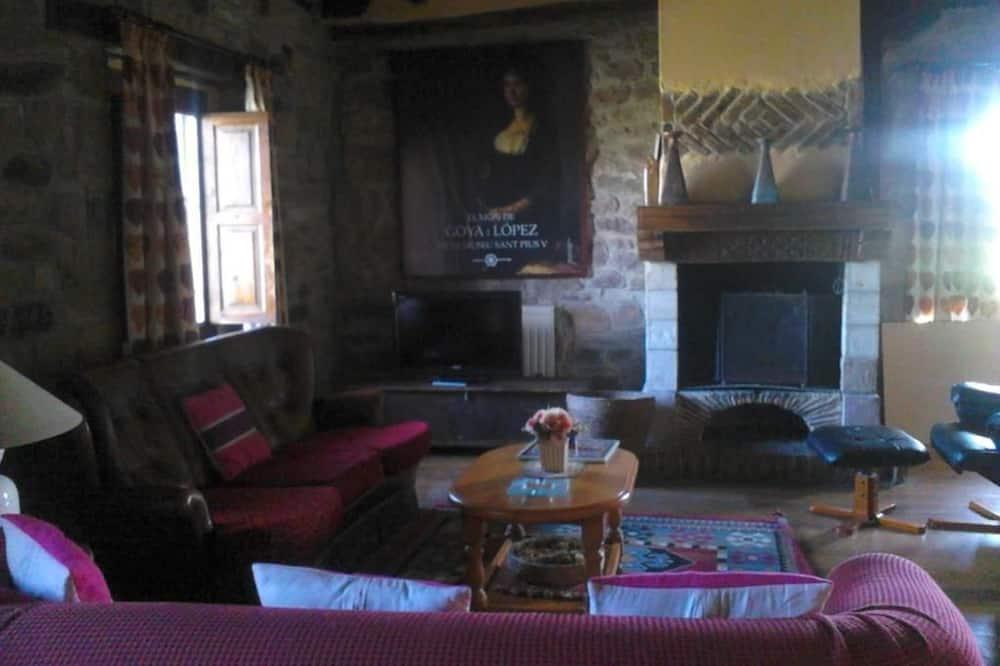 Casa, 4 habitaciones, para no fumadores - Sala de estar