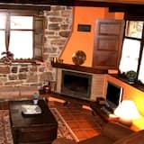 独立别墅, 2 间卧室, 山景 (El Grillo ) - 起居区