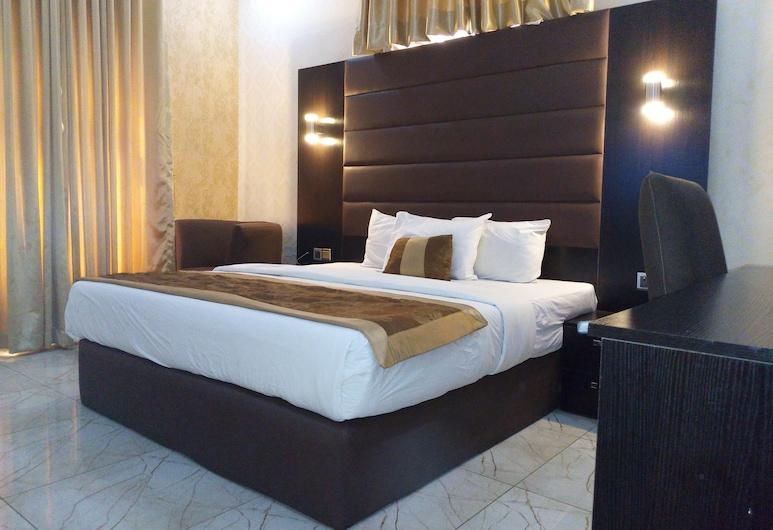 巴納套房飯店, 拉各斯, 行政客房, 1 張標準雙人床, 非吸煙房, 客房